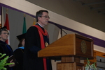 Dr. Tim Tennent Speaking at the Spring 2011 Graduation - 2