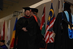 Chad Brooks and Dr. Tim Tennent at the Spring 2011 Graduation - 3