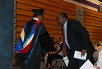 An International Student at the Spring 2011 Graduation - 2