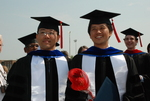 International Students at the Spring 2011 Graduation