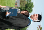 Graduates and Family after the Spring 2011 Graduation - 5