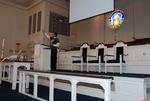 J.D. Walt Preaching at His Farewell Chapel - 10