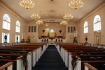 Estes Chapel Decorated for Christmas (jpg)