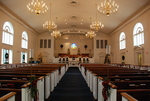 Estes Chapel Decorated for Christmas (jpg) - 2