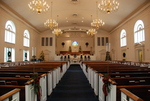 Estes Chapel Decorated for Christmas (jpg) - 3