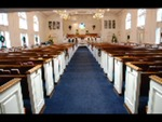 Estes Chapel Decorated for Christmas (nef) - 4