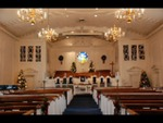 Estes Chapel Decorated for Christmas (nef) - 6