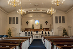Estes Chapel Decorated for Christmas (jpg) - 7