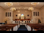 Estes Chapel Decorated for Christmas (nef) - 7