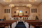 Estes Chapel Decorated for Christmas (jpg) - 9