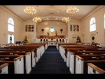 Estes Chapel Decorated for Christmas (nef) - 10