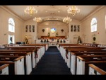 Estes Chapel Decorated for Christmas (nef) - 11