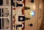 Estes Chapel Altar Area Decorated for Christmas (jpg)