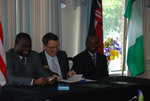 Dr. William Udotong, Dr. Tim Tennent, and Dr. Douglas Carew - 4
