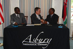 Dr. William Udotong, Dr. Tim Tennent, and Dr. Douglas Carew - 6