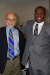 Dr. Terry Muck and Dr. William Udotong