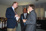 Dr. Mark Royster Talking with Dr. Douglas Carew and Dr. Tim Tennent