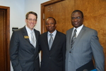 Dr. Tim Tennent with Dr. Douglas Carew and Dr. William Udotong - 2