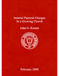 Internal Pastoral Changes in a Growing Church