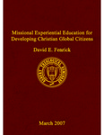 Missional Experiential Education for Developing Christian Global Citizens