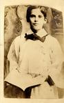 Choir boy photo of George Ellis (back)