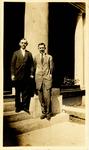 George B. Ellis with A. W. Lamar, DD