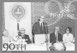 Fiftieth Anniversary Banquet Speeches