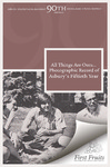 All Things Are Ours… Photographic Record of Asbury's Fiftieth Year by Donald M. Joy, Faith E. Parry, and Robert Danielson