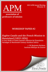 Eugène Casalis and the French Mission to Basutoland (1833-1856): A Case Study of Lamin Sanneh's Mission-by-Translation Paradigm in Nineteenth Century Southern Africa