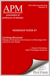 Catching Missional: Shaping a Participatory Environment in Missiological Education (A Case Study)