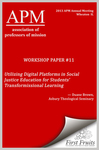Utilizing Digital Platforms in Social Justice Education for Students' Transformissional Learning