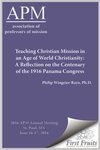 Teaching Christian Mission in an Age of World Christianity: