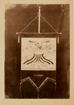 Banner of the Floating Socieities of the Christian Endeavor on the U.S.S. Concord