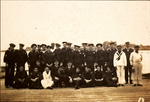 Crew of Revenue Steamship Fish Hawk