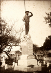 Monument in memory of the vicitims of the disaster of U.S. Maine in Havana Harbor, Feb 15 1898. Erected by the citizens of Key West Florida