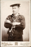 Sailor Frank Dean of U.S.S. Chicago
