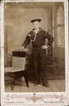 Sailor Alfred Larseu