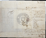 A letter from John Wesley to Robert Costerdine, dated March 28, 1768 by John Wesley
