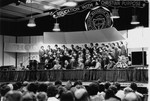 Platform Party and Choir at the 1979 Christian Holiness Association Convention