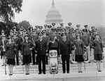 Salvation Army Band in Washington DC