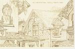 American Sketches Series No 1, Martha's Vineyard Camp Meeting Association