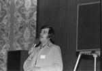 Kettinger, Rev. Burt, Convention Song Leader