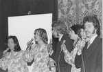 Singing group performing at 1977 Convention