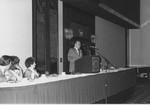 Kline, President Robert and Vice-president Robert Andrews