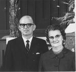 Gibson, Dr. James and wife Betty