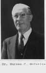 McIntire, Dr. Warren C.