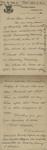 Correspondence from Clara Barton to Hannah Whitall Smith
