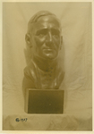Bronze bust of ESJ, 1937