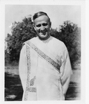 ESJ in Indian dress, 1930s