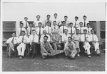ESJ with the Cibu City Hi-Y  Men's Fellowship, 15 Feb 1949
